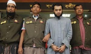Bangladesh Briton held