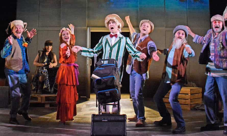 Northern Broadsides bring the Willenium to Harrogate theatre.