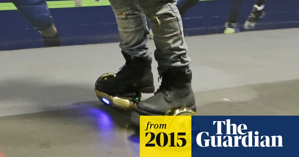 Hoverboards' are illegal on both pavements and roads, CPS confirms