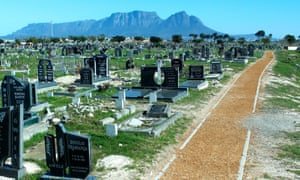 Gugulethu Cemetry, South Africa