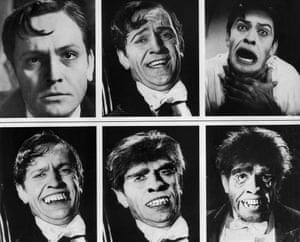 Still from the 1931 film Dr Jekyll and Mr Hyde