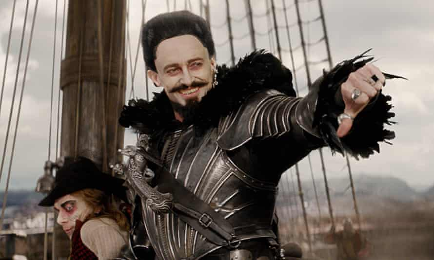 Thumbs down … even Hugh Jackman chewing the scenery as Blackbeard doesn't enliven Pan