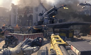 Call Of Duty Black Ops 3 Five Things We Ve Learned About The