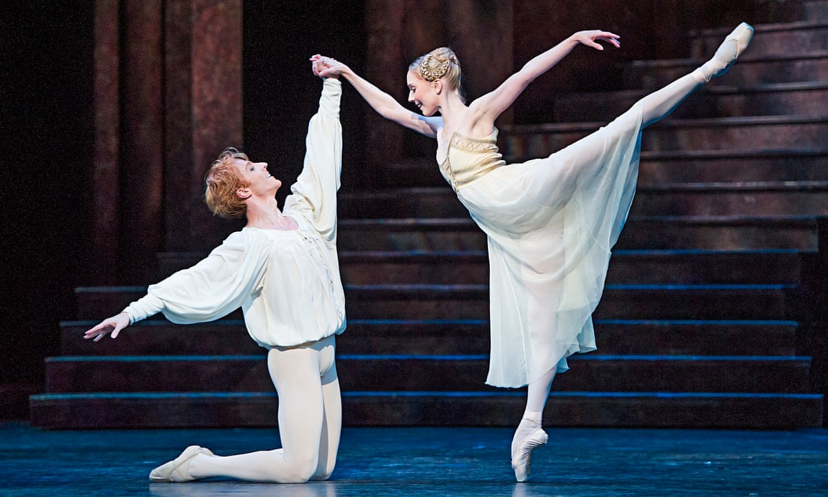 Romeo And Juliet How Ballet Gets To The Heart Of