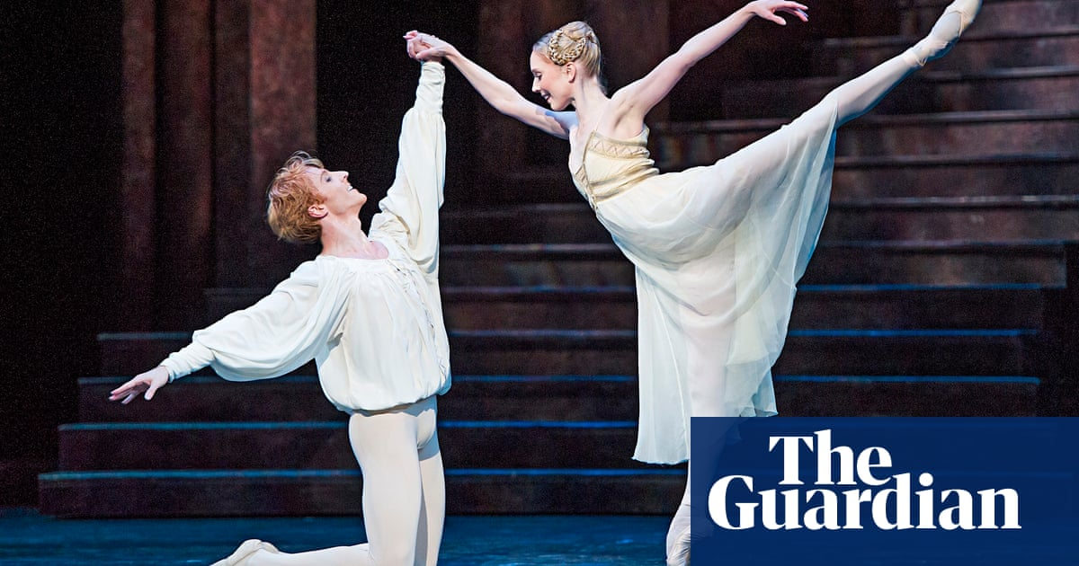 Romeo And Juliet How Ballet Gets To The Heart Of Shakespeare  Romeo And Juliet How Ballet Gets To The Heart Of Shakespeare  Stage  The  Guardian