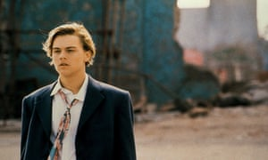 Leonardo DiCaprio in Baz Luhrmann's film version.