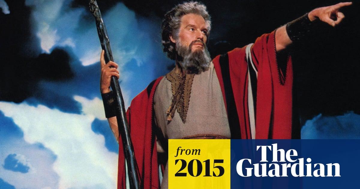 the ten commandments on tv 2020