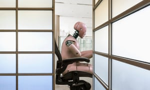 Jobs for the bots: robots will take on mundane work, enabling humans to focus on interpersonal tasks.