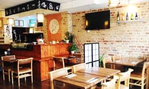 Midori restaurant in Muswell Hill, London