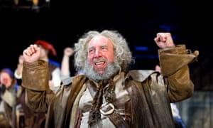 Antony Sher as Falstaff