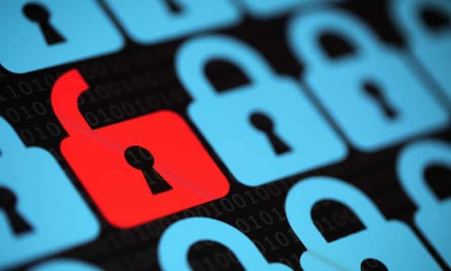 A security vulnerability can blow a computer wide open.