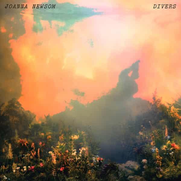 Divers, Newsom's new album cover