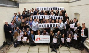 msf staff call for investigation into kunduz