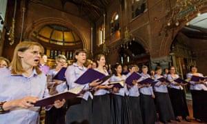 Vasari Singers: talented and versatile