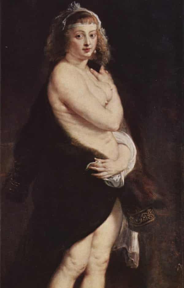 Rubens's wife