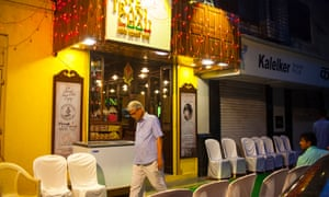 Cafe Irani Chaii, Mumbai.