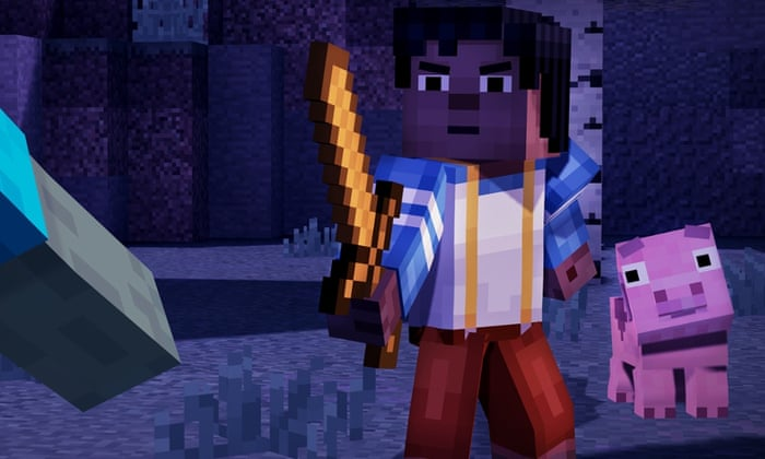 Minecraft Story Mode Episode 1 Review A Treat For Young Fans