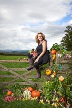 Amanda Stradling in Ross-on-Wye.