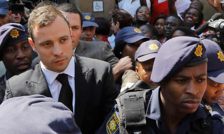 Oscar Pistorius's lawyers had argued that the athlete should have been released and granted house arrest in August.
