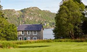 Tioram, Eilean Shona Cottages, Argyll