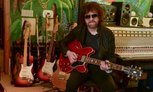 'From guilty pleasure to national treasure' … Jeff Lynne