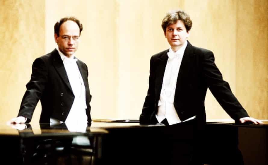GrauSchumacher Piano Duo.