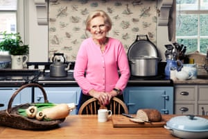 Mary Berry shot at her home in Bucks