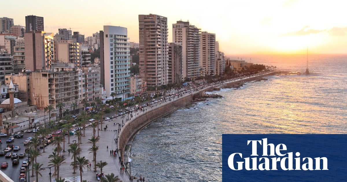 Beirut is a city that refuses to die  I love its energy and
