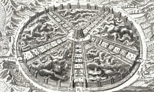 Civitas Veri, or City of Truth by Bartolomeo Del Bene