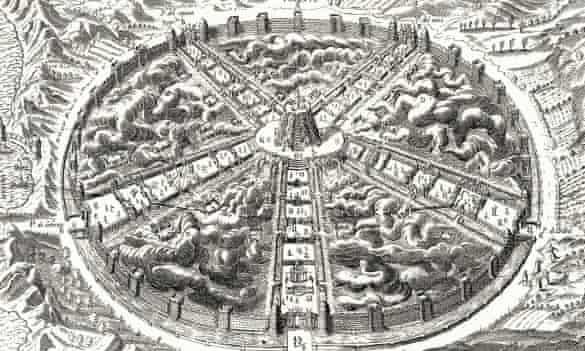 Civitas Veri, or City of Truth by Bartolomeo Del Bene