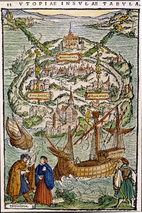Utopias past and present why thomas more remains astonishingly utopias past and present why thomas more remains astonishingly radical books the guardian reheart Gallery