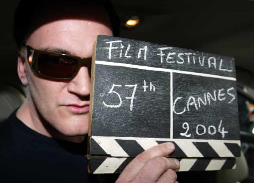 Quentin Tarantino was interviewed by MacFarqhar.