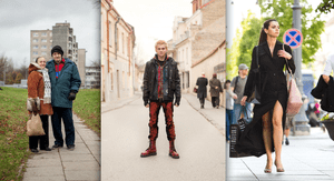 Humans of Vilnius captures all walks of Vilnius life and style