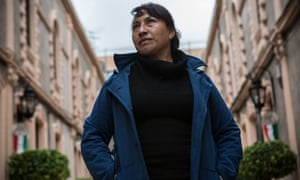 María Llanos, from the eastern state of Puebla, has been working for more than 35 years as a domestic in Mexico City. She says employers flout their legal obligations even when they are aware of the law.