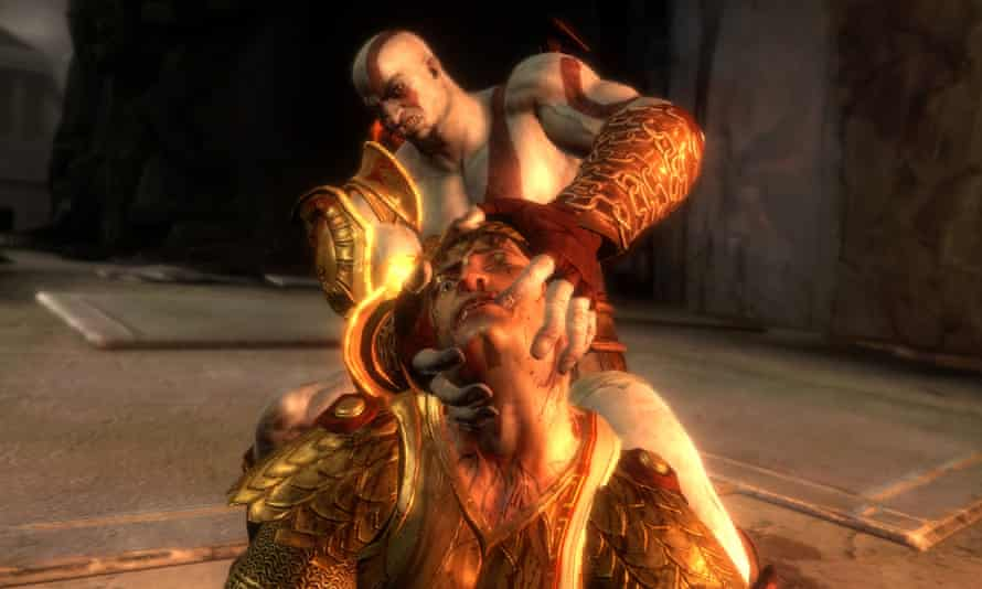 In games like God of War, the assumption if often that it's narrative power the player seeks. But does it go a lot deeper than that?