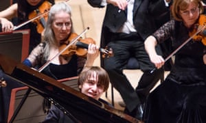 Daniil Trifonov with the Philharmonia Orchestra at Royal Festival Hall on 15 October.
