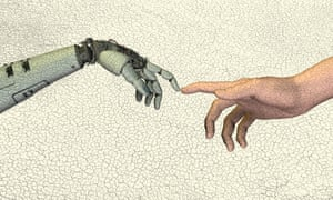 Philosopher Don Howard worked with computer scientists on the ethics of 'human-robot interaction'.
