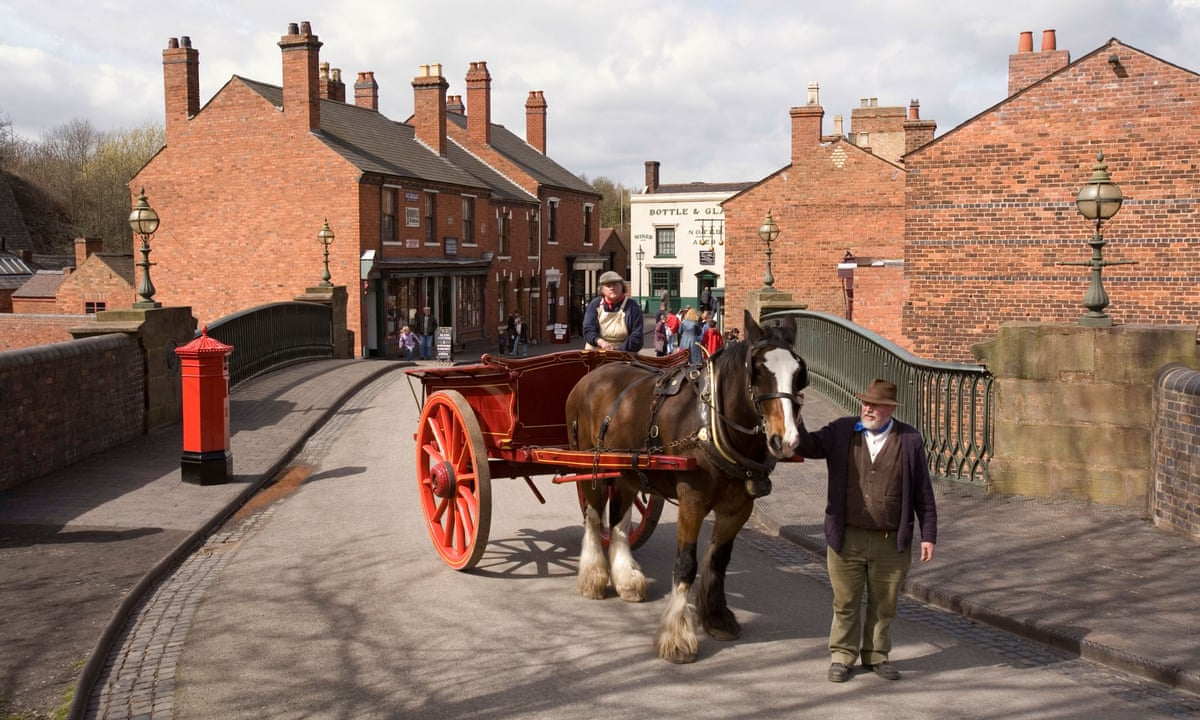 Take the kids to … the Black Country Living Museum
