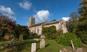 The Church of St Martin, Overstrand, Norfolk.
