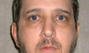 Death row inmate Richard Glossip