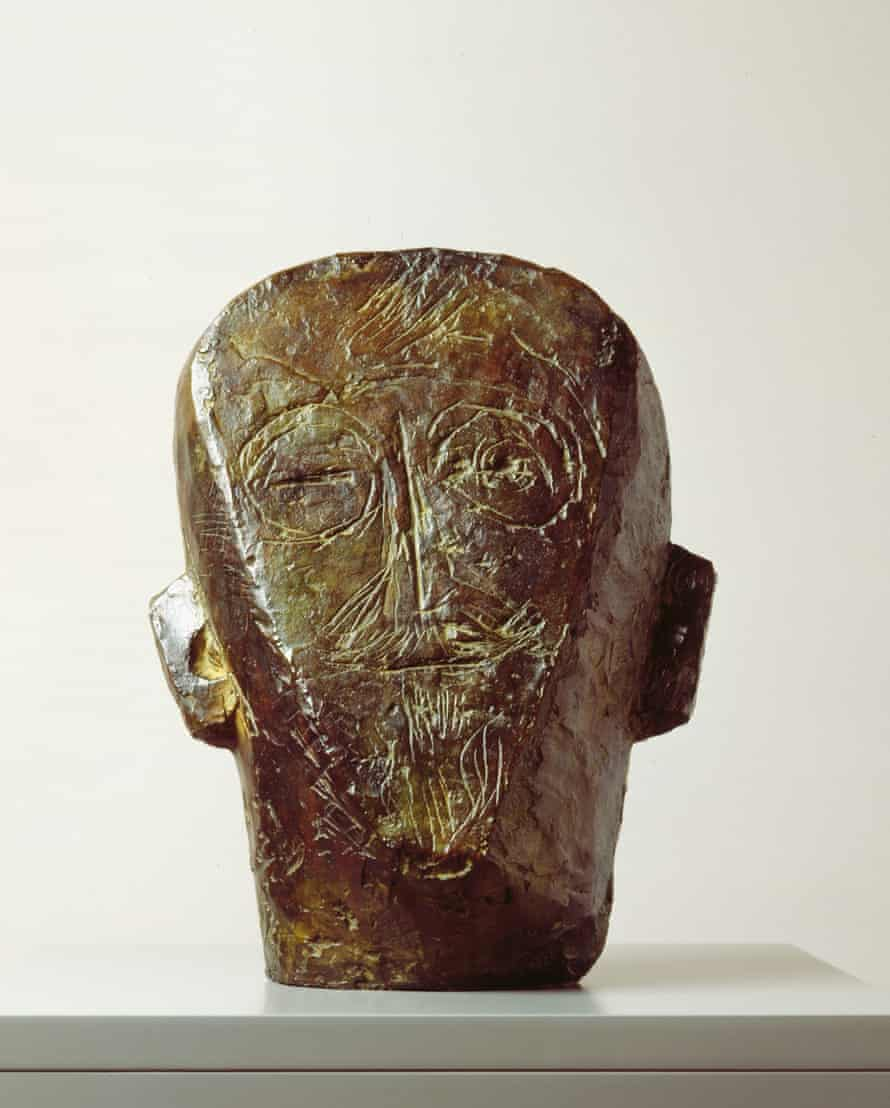 The Artist's Father, 1927 by Giacometti.