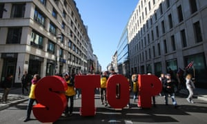 Anti-TTIP protesters in Berlin