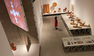The World of Charles and Ray Eames at the Barbican Art Gallery.