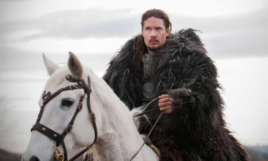 Alexander Dreymon stars as Uhtred in The Last Kingdom.