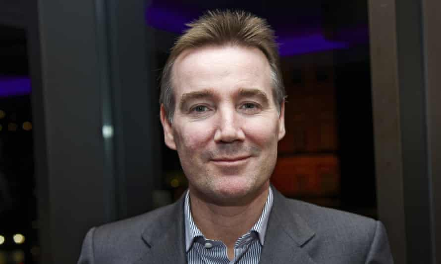 ITV's Adam Crozier: taking control of UTV Media