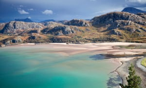 "Gruinard Bay, Scottish Highlands: ""Land reform needs to be a generational shift"""