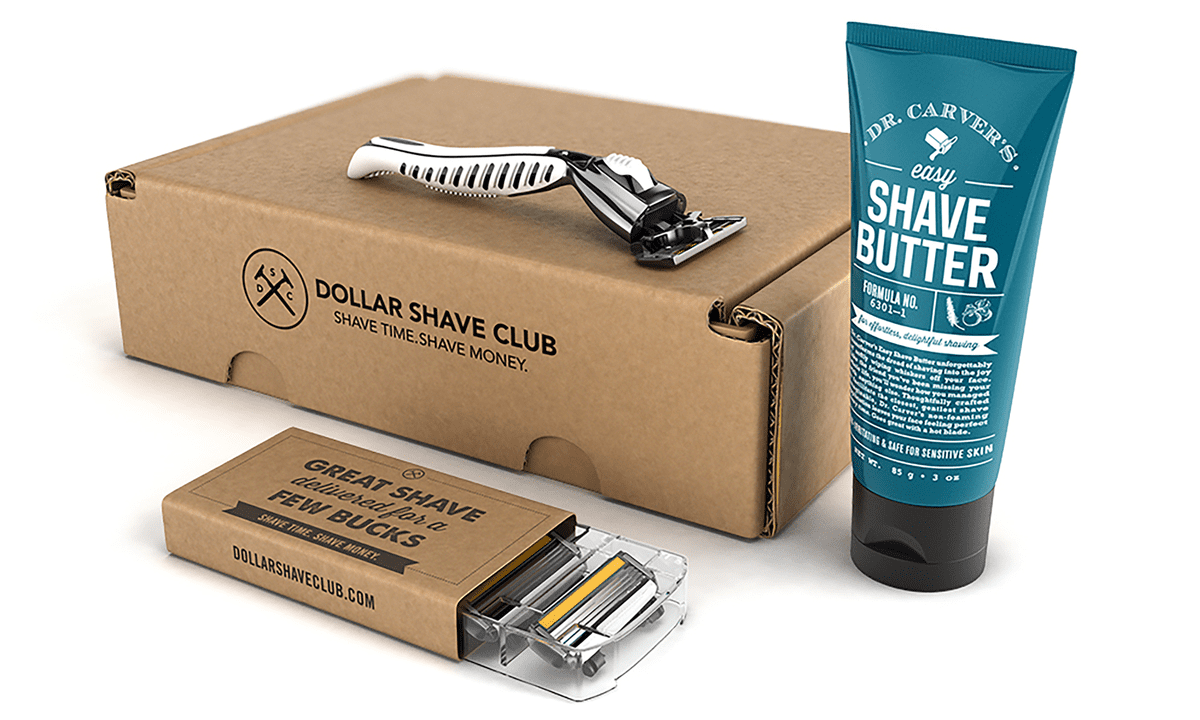 how to change email address dollar shave club