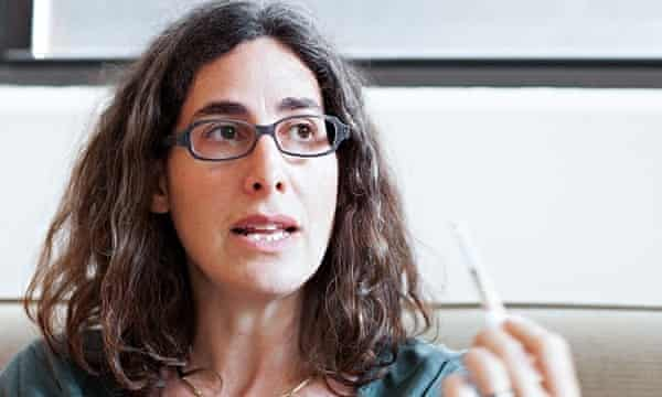 Sarah Koenig from the Serial podcast