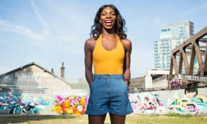 Michaela Coel: 'I dealt with my unhappiness by hitting people.'
