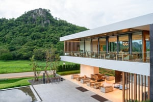 Escape Khao Ya offers modern accommodation just outside the national park.